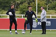 England Football Training Session 280519