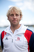 Mcc0038874 . Daily Telegraph..DT Sport..Andrew Triggs Hodge, Men's Four.The announcement of the GB Rowing Crews for the first World Cup.. .Reading 4 April 2012