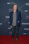 EILEEN MYLES at the premiere of Amazon's 'Transparent' season two at the Pacific Design Center in Los Angeles, California