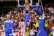 DESCRIZIONE : Campionato 2014/15 Serie A Beko Grissin Bon Reggio Emilia - Dinamo Banco di Sardegna Sassari Finale Playoff Gara7 Scudetto<br /> GIOCATORE : Shane Lawal <br /> CATEGORIA : Schiacciata Controcampo<br /> SQUADRA : Dinamo Banco di Sardegna Sassari<br /> EVENTO : LegaBasket Serie A Beko 2014/2015<br /> GARA : Grissin Bon Reggio Emilia - Dinamo Banco di Sardegna Sassari Finale Playoff Gara7 Scudetto<br /> DATA : 26/06/2015<br /> SPORT : Pallacanestro <br /> AUTORE : Agenzia Ciamillo-Castoria/L.Canu