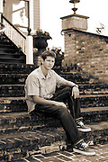 Senior Portrait Photography with Alec