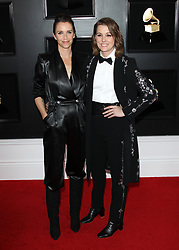 2019 Grammy Awards - Arrivals. 10 Feb 2019 Pictured: Brandi Carlile. Photo credit: Jaxon / MEGA TheMegaAgency.com +1 888 505 6342