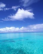 Ocean & clouds<br />