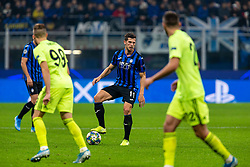 November 26, 2019, Milano, Italy: remo freuler (atalanta)during Tournament round - Atalanta vs Dinamo Zagreb , Soccer Champions League Men Championship in Milano, Italy, November 26 2019 - LPS/Francesco Scaccianoce (Credit Image: © Francesco Scaccianoce/LPS via ZUMA Wire)