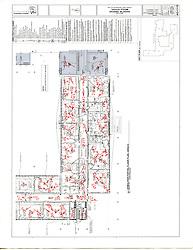 Sarah Gibbons Middle School Pre-Demolition Documentation. Key Plan Number 7 of 15