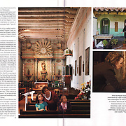 Published work. Smithsonian Magazine story on San Miguel Mission.