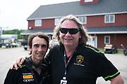 June 6, 2021. Lamborghini Super Trofeo, VIR: Rene Sueltzner, Head of Lamborghini Aftersales