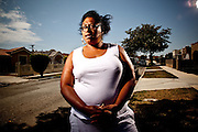 Enietra ______  shot at site where she was picked up by Grim Sleeper