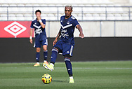 Edson Mexer of Bordeaux during the Friendly Game football match between Stade de Reims and Girondins de Bordeaux on August 8, 2020 at the Auguste Delaune Stadium, in Reims, France - Photo Juan Soliz / ProSportsImages / DPPI