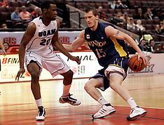 2010 CIS Men's Basketball - Windsor -semi