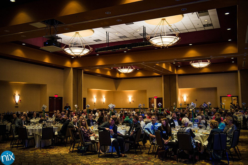 The Cabarrus Arts Council's Breakfast for the Arts on Friday, May 25, 2018.