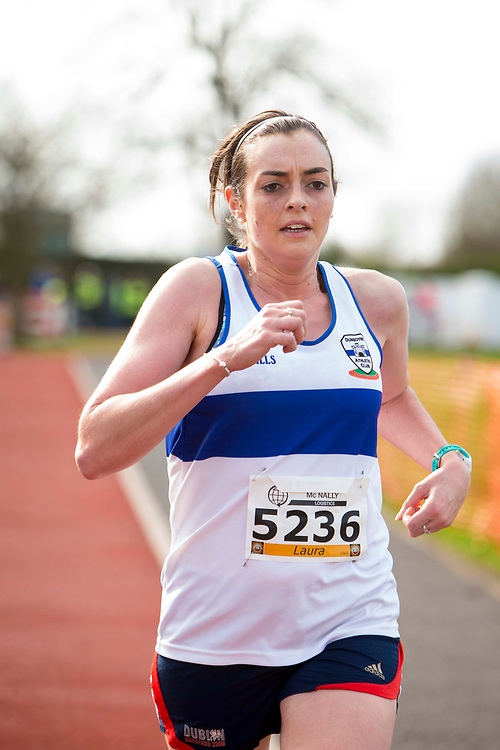 12/03/2017, Bohermeen AC 10k road Race & Half Marathon<br /> Dunboyne AC Laura Buckley - 2nd lady across the line in the Bohermeen AC 10k road Race<br /> David Mullen / www.cyberimages.net<br /> ISO: 640; Shutter: 1/2000; Aperture: 4; <br /> File Size: 2.8MB<br /> Actuations: