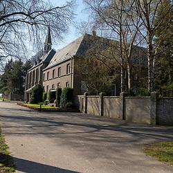 08-04-2020: Nieuws: Stockfotos: Nederland<br /> Carmiletessenklooster Zenderen