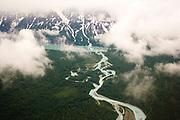 Melt Creek, trib to Tatshenshini & Alsek Rivers, Alaska