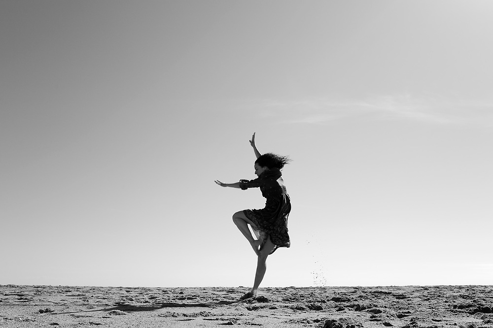 Artistic collaboration with the Spanish dancer and choreographer Sonia Rodríguez (Castelldefels Spain 2011).