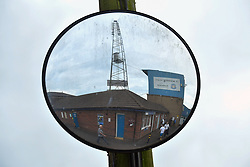 A general view of Brunton Park home of Carlisle United