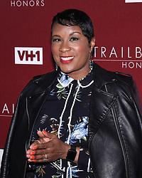 February 20, 2019 - JOVIAN ZAYNE attends VH1 Trailblazer Honors celebrate female empowerment held at Wilshire Ebell Theatre. (Credit Image: © Billy Bennight/ZUMA Wire)