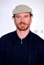 Michael Fassbender attending the X-Men: Dark Phoenix photocall held at Picturehouse Central, London.