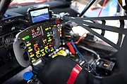 Interior detail, Ford GTLM