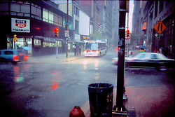 Raining Downtown