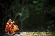 Khmer temples