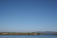 BView from Roundstone Connemara landscape County Galway Ireland