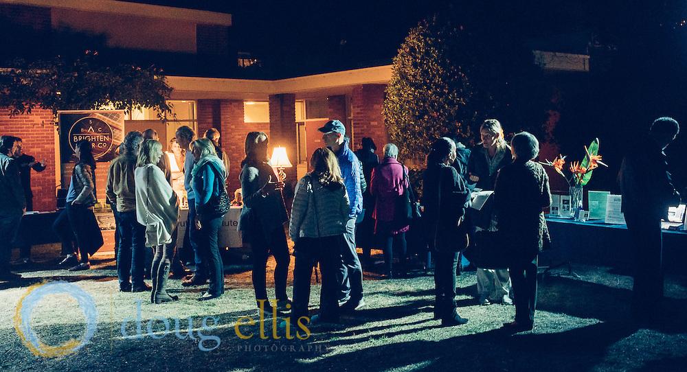 Professional event photography for Santa Barbara Conscious Networking Event, Unity Church Santa Barbara CA.