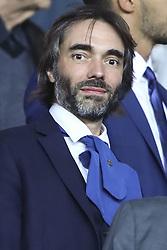 September 18, 2019, Paris, France: Cedric Villani - candidat a la mairie de paris (Credit Image: © Panoramic via ZUMA Press)