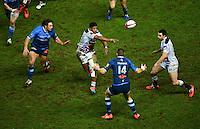 Jonathan DANTY - 09.01.2015 - Stade Francais / Castres - 16eme journee de Top 14<br />Photo : Dave Winter / Icon Sport
