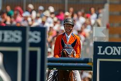 Schuttert Frank, NED, Chianti s Champion<br /> Longines FEI Jumping Nations Cup de France<br /> La Baule 2018<br /> © Hippo Foto - Dirk Caremans<br /> 20/05/2018