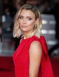 Wallis Day attends EE Bafta Awards 2020: EE British Academy Film Awards 2020 at the Royal Albert Hall in London, 2 February 2020<br /><br />2 February 2020.<br /><br />Please byline: Vantagenews.com