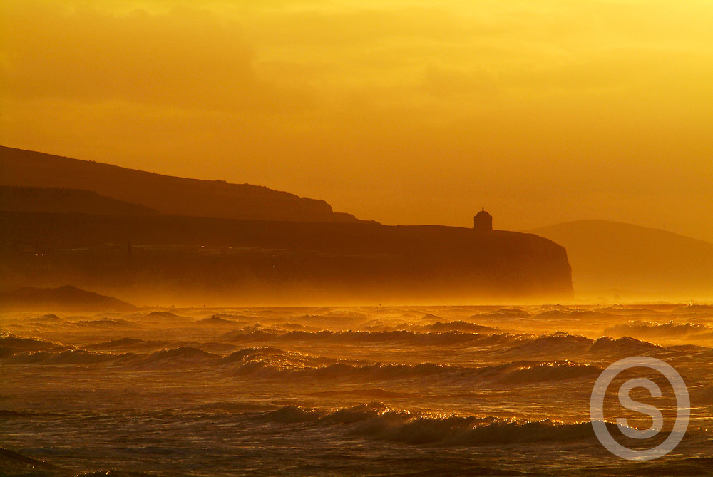 Photographer: Chris Hill, Portstewart Strand and Mussenden Temple