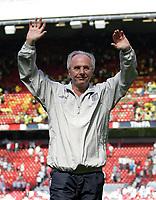 Photo: Paul Thomas.<br /> England v Jamaica. International Friendly. 03/06/2006.<br /> <br /> Sven Goran Eriksson, England manager.