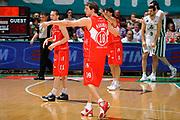 DESCRIZIONE : Siena Lega A 2008-09 Playoff Finale Gara 2 Montepaschi Siena Armani Jeans Milano<br /> GIOCATORE : Denis Marconato<br /> SQUADRA : Armani Jeans Milano<br /> EVENTO : Campionato Lega A 2008-2009 <br /> GARA : Montepaschi Siena Armani Jeans Milano<br /> DATA : 12/06/2009<br /> CATEGORIA : schema<br /> SPORT : Pallacanestro <br /> AUTORE : Agenzia Ciamillo-Castoria/G.Ciamillo
