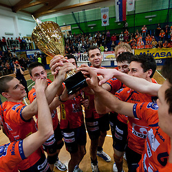20110427: SLO, Volleyball - Final match of Slovenian National Championships, ACH Volley vs UKO Kropa