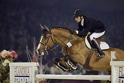 Jobertie David (FRA) - Quasimodo VD Molendreef<br /> CSI-W Mechelen 2002<br /> Photo © Dirk Caremans