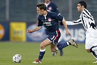Fotball<br /> Champions League 2003/04<br /> Juventus v Olympiakos<br /> 10. desember 2003<br /> Foto: Digitalsport<br /> NORWAY ONLY<br /> Lagbilde Olympiakos<br /> PANTELIS KAFES (OLY)