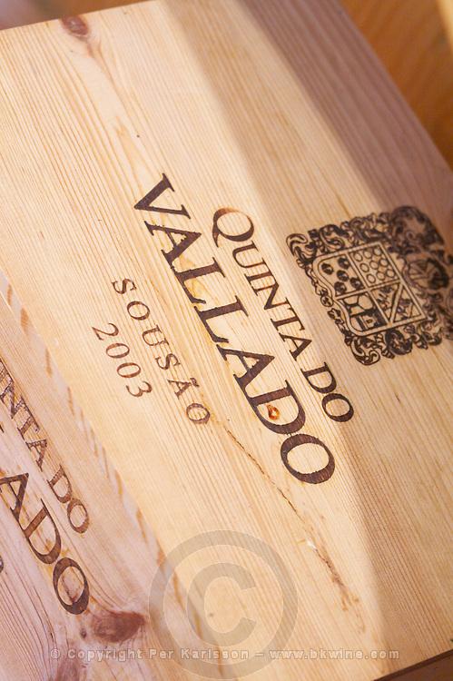 wooden cases quinta do vallado douro portugal