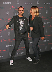 © Licensed to London News Pictures. 03/09/2014, UK. Ringo Starr; Iggy Pop, John Varvatos - Flagship European London store launch party, Conduit Street, London UK, 03 September 2014. Photo credit : Richard Goldschmidt/Piqtured/LNP