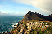 The cliffs at Keem Bay, Achill Island