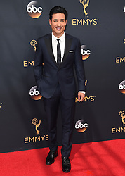 Mario Lopez attends the 68th Annual Primetime Emmy Awards at Microsoft Theater on September 18, 2016 in Los Angeles, CA, USA. Photo by Lionel Hahn/ABACAPRESS.COM