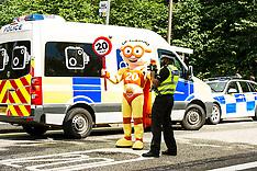 New 20MPH speed Limit introduced | Edinburgh | 27 July 2016