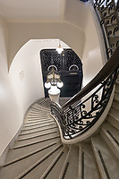 INTERIORES DE PALACIO BAROLO, BARRIO DE MONSERRAT, CIUDAD AUTONOMA DE BUENOS AIRES, ARGENTINA (PHOTO BY © MARCO GUOLI - ALL RIGHTS RESERVED. CONTACT THE AUTHOR FOR IMAGE REPRODUCTION)