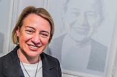 Natalie Bennett hung Parliament Woolff Gallery