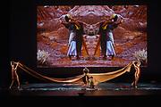 Dance Earth performance at ASU Gammage