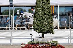 Bles Bart, NED, Gin D<br /> Nederlands Kampioenschap Springen<br /> De Peelbergen - Kronenberg 2020<br /> © Hippo Foto - Dirk Caremans<br />  06/08/2020