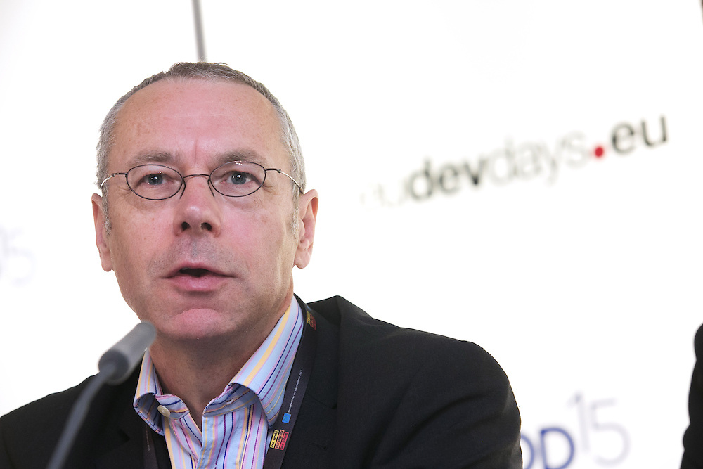 03 June 2015 - Belgium - Brussels - European Development Days - EDD - Growth - Ideas to impact-Innovation prizes for development - Simon Collings<br /> Energy Access Theme Leader , GVEP International © European Union