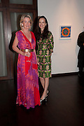 HILARY WESTON; BETTINA VON HASE,, Galen and Hilary Weston host the opening of Beatriz Milhazes Screenprints. Curated by Iwona Blazwick. The Gallery, Windsor, Vero Beach, Florida. Miami Art Basel 2011