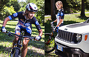 Client Mopar - Dittico della ciclista Elena Novikova Client Mopar - Dittico della ciclista Elena Novikova