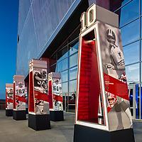 Mercedes Benz Stadium - Ring of Honor - Atlanta, GA